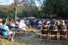 La Cultura va a la Font. Concert de Gospel