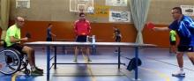 Tennis taula