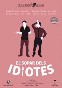 El sopar dels idiotes, de Francis Veber (Octubre-Novembre 2015)