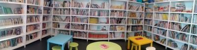 Biblioteca. Racó infantil