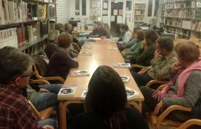 Biblioteca. Club de lectura
