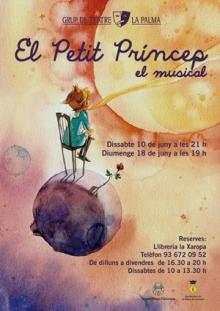 El Petit Príncep, el musical (Juny 2017)