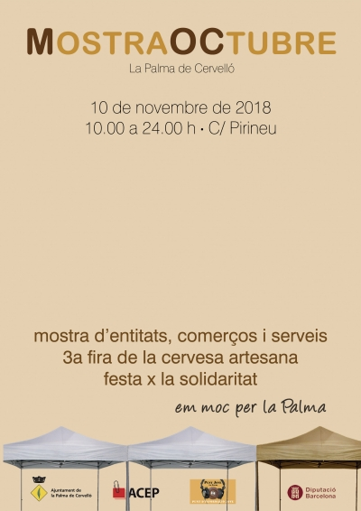 Cartell Mostra