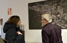 La presidenta de l'AMB, Ada Colau, visita la Palma
