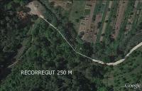 Recorregut 250 m