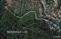 Recorregut 1 km