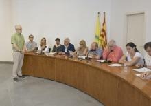 Jurament de l'alcalde Xavier González