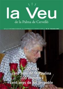 La Veu Nº 27 Setembre 2008
