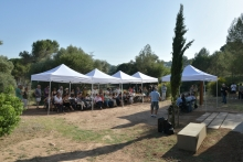 Inauguració Ermita