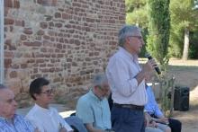 Sr. Josep Solé Arqués, gerent de Serveis, Equipaments, Infraestructures Urbanes i Patrimoni Arquitectònic de la Diputació de Barcelona