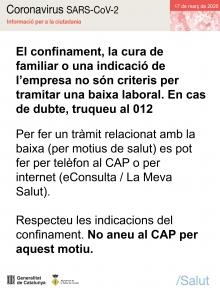 El CAP informa