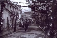 Av Catalunya. Any 1950