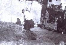 Festa de l'arbre. Any 1951