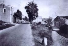 Av Catalunya amb c Sant Josep. Any 1963