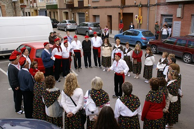 Grup de Caramelles, any 2008