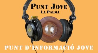 Logo Punt Jove la Palma