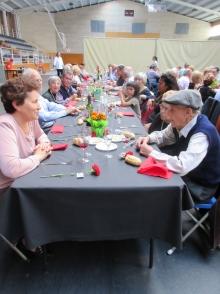 Festa de la Vellesa, abril 2015